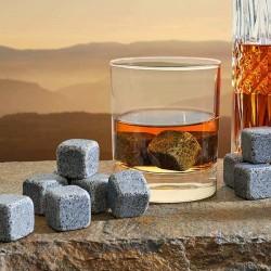 Pierres à Whisky en Granit Bleu de Bretagne