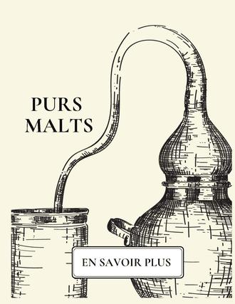 Whisky et Pur malt