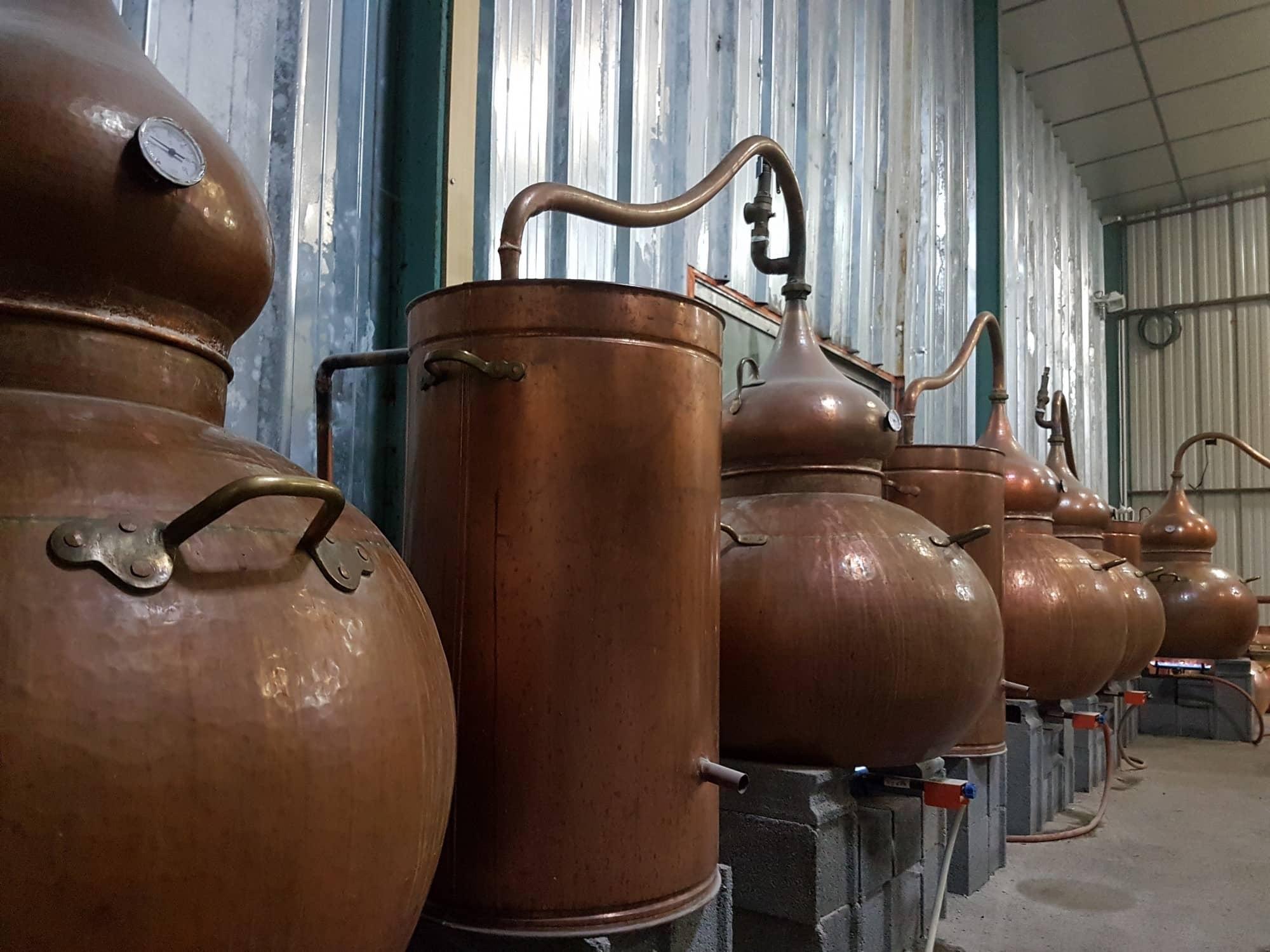 Fabrication artisanale en Auvergne